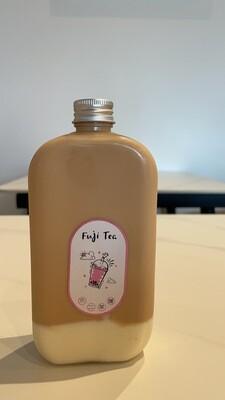 BECP【不二茶铺】奶茶酪酪 Signiture Milk Tea with Panna Cotta
