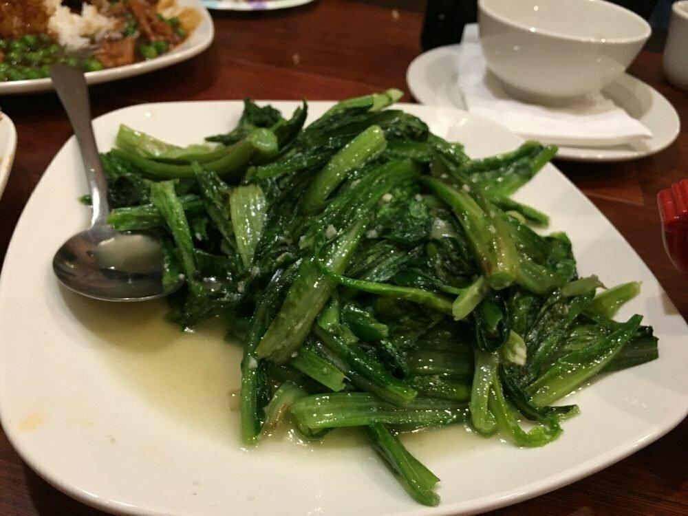 ZWCD【滋味成都】A菜 Arden Lettuce(晚餐不配饭)
