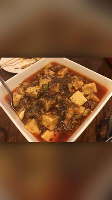 ZWCD【滋味成都】麻婆豆腐 Ma Po Tofu (晚餐不配饭)
