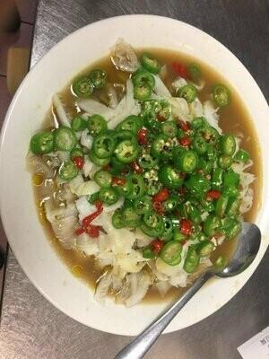 ZWCD【滋味成都】双椒牛百叶 Beef Tripe with Red and Green Pepper (晚餐不配饭)