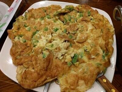 ZWCD【滋味成都】苦瓜烘蛋 Bitter Melon Omelette(晚餐不配饭)