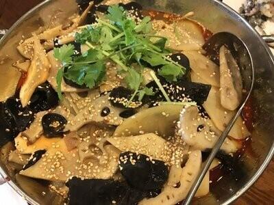 ZWCD【滋味成都】冒素菜 Vegetables (晚餐不配饭)