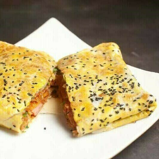 BSY【包十一】煎饼果子 Chinese Traditional Pancake