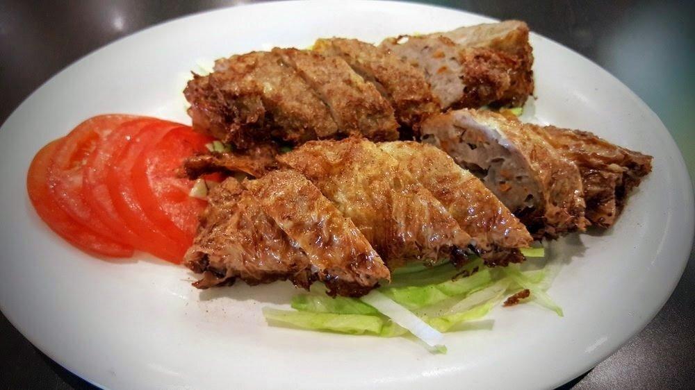 WJX【味佳香】台湾鸡卷  Taiwanese Chicken Roll (2)(每周一休息)