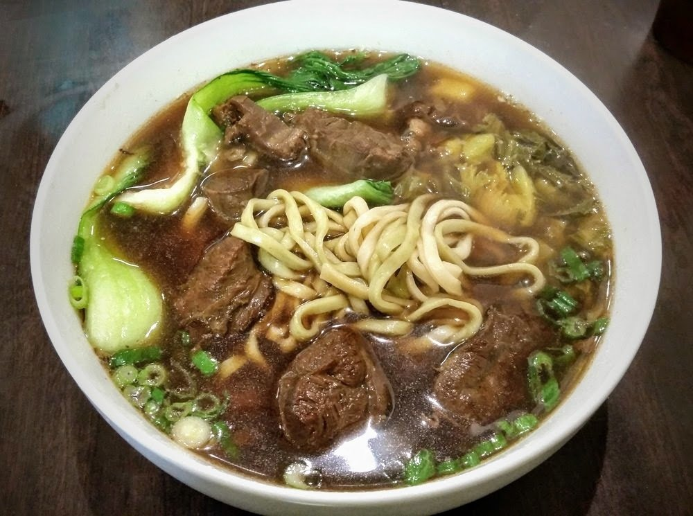 WJX【味佳香】牛肉面 Beef Noodle Soup(每周一休息)