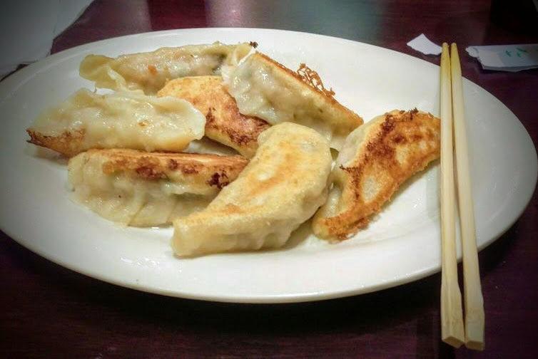 WJX【味佳香】鲜虾锅贴 Pan Fried Shrimp Dumplings (10 pcs)(每周一休息)