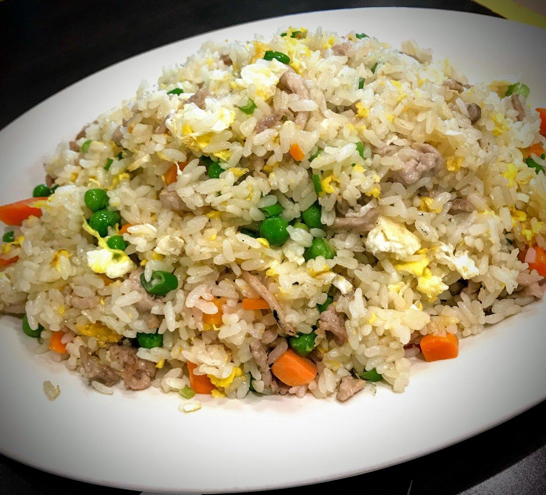 WJX【味佳香】蛋炒饭 Egg Fried Rice(每周一休息)