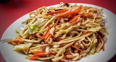 WJX【味佳香】素炒面  Vegetable Fried Noodle(每周一休息)