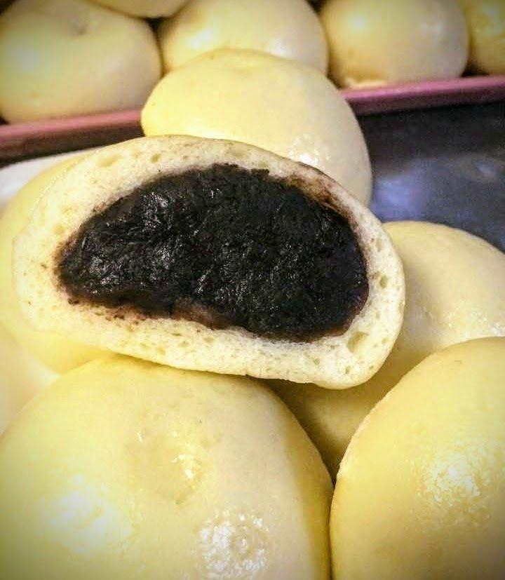 LXC【鲁香村】❄豆沙包(5pcs/盒) Steam Red Bean Buns(Cut-off @9:00AM & Closed Tuesday)
