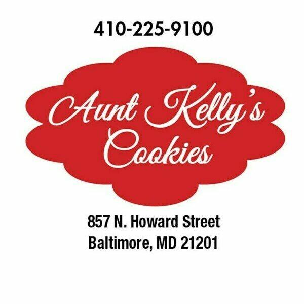 Aunt Kellys Cookies