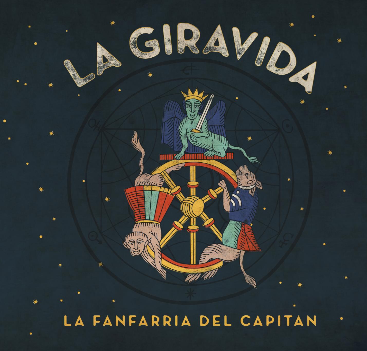 LA GIRAVIDA (Vinyl Edition, 2017)