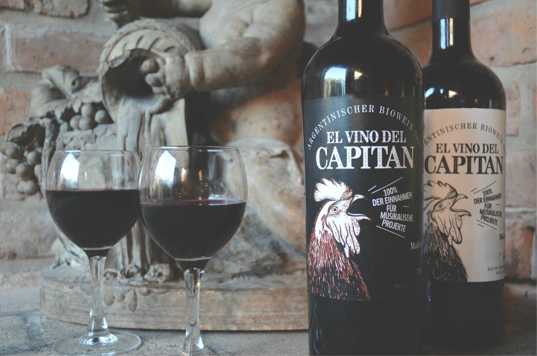 El Vino del Capitán (Biowein/Cabernet)