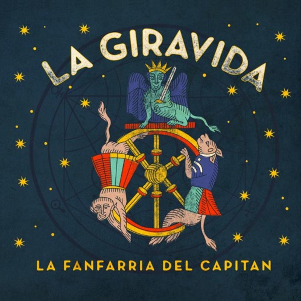 La Giravida (CD Edition, 2016)