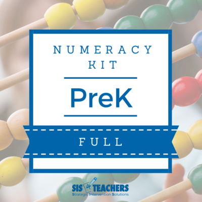PreK Numeracy Kit - FULL