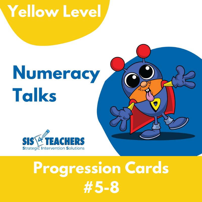 Numeracy Talks - Yellow Level