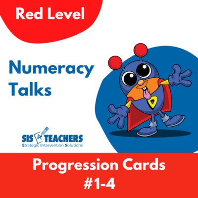Numeracy Talks - Red Level