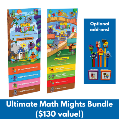 Ultimate Math Mights Bundle