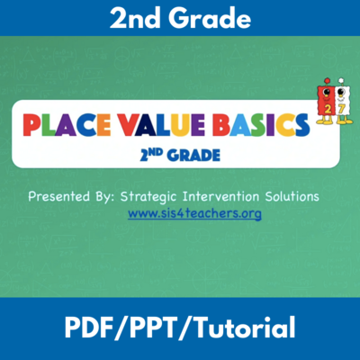 Place Value Basics: 2nd Grade