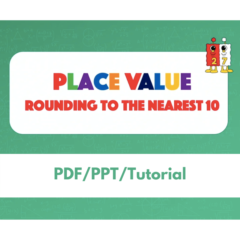Place Value: Rounding to the Nearest 10
