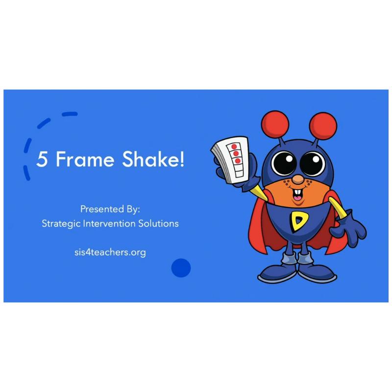 5-Frame Shake! (Numeracy Game)