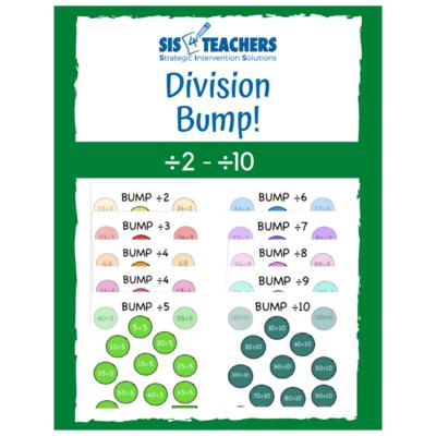 Division Bump!