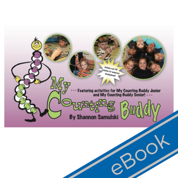 My Counting Buddy Book (eBook)