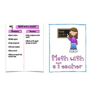 Math Workshop: Math with a Teacher Documents