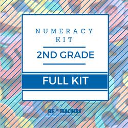 2nd Grade Numeracy Kit - FULL