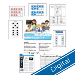 Understanding Number Quantity Screener (Digital Download)