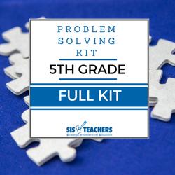 5th Grade Problem Solving Kit - Full