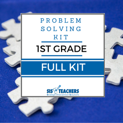 1st Grade Problem Solving Kit - FULL