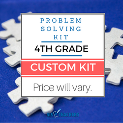 4th Grade Problem Solving Kit - Custom