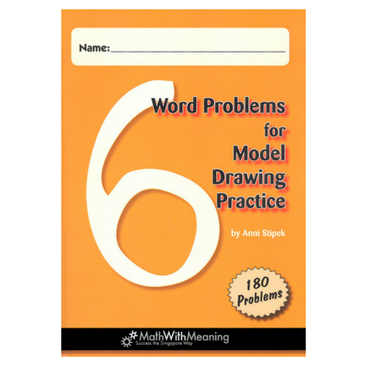 Word Problems for Model Drawing: Level 6