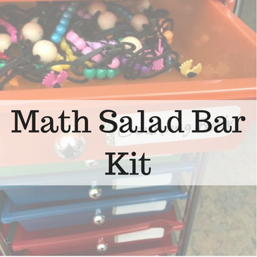 Math Salad Bar Kit