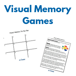 Visual Memory Games!