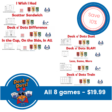 Deck o' Dots Games: Complete Bundle