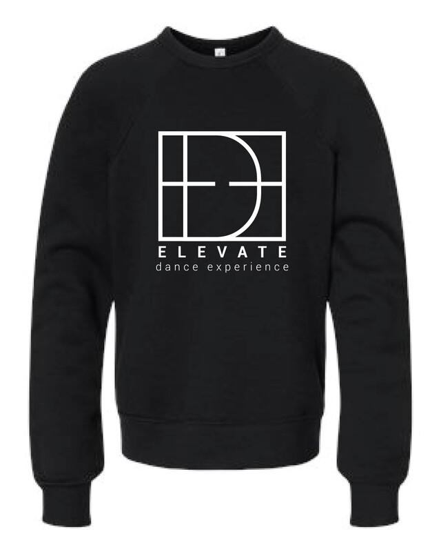 Youth Sponge Fleece Crewneck Sweatshirt