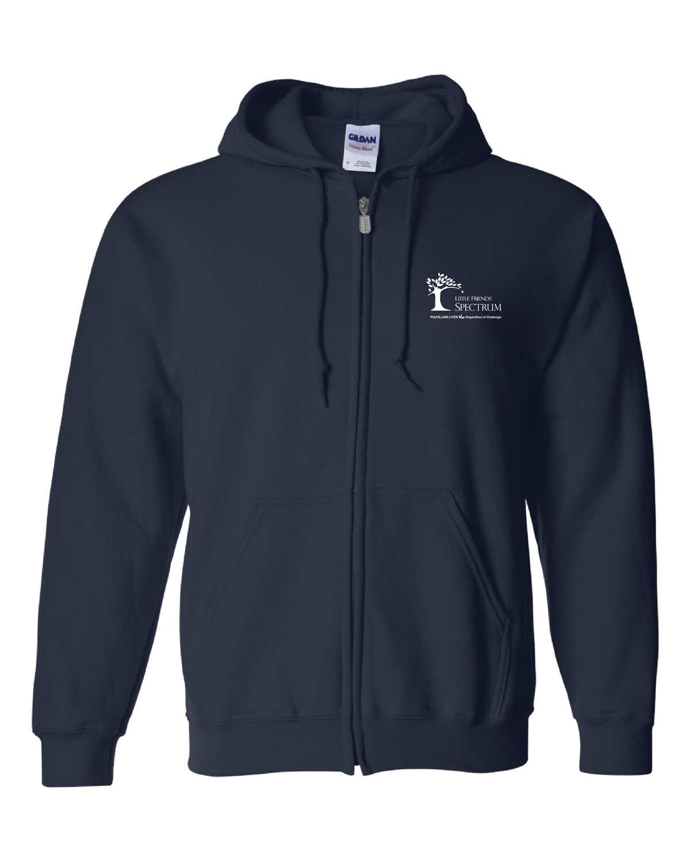 Gildan - Heavy Blend™ Full-Zip Hooded Sweatshirt