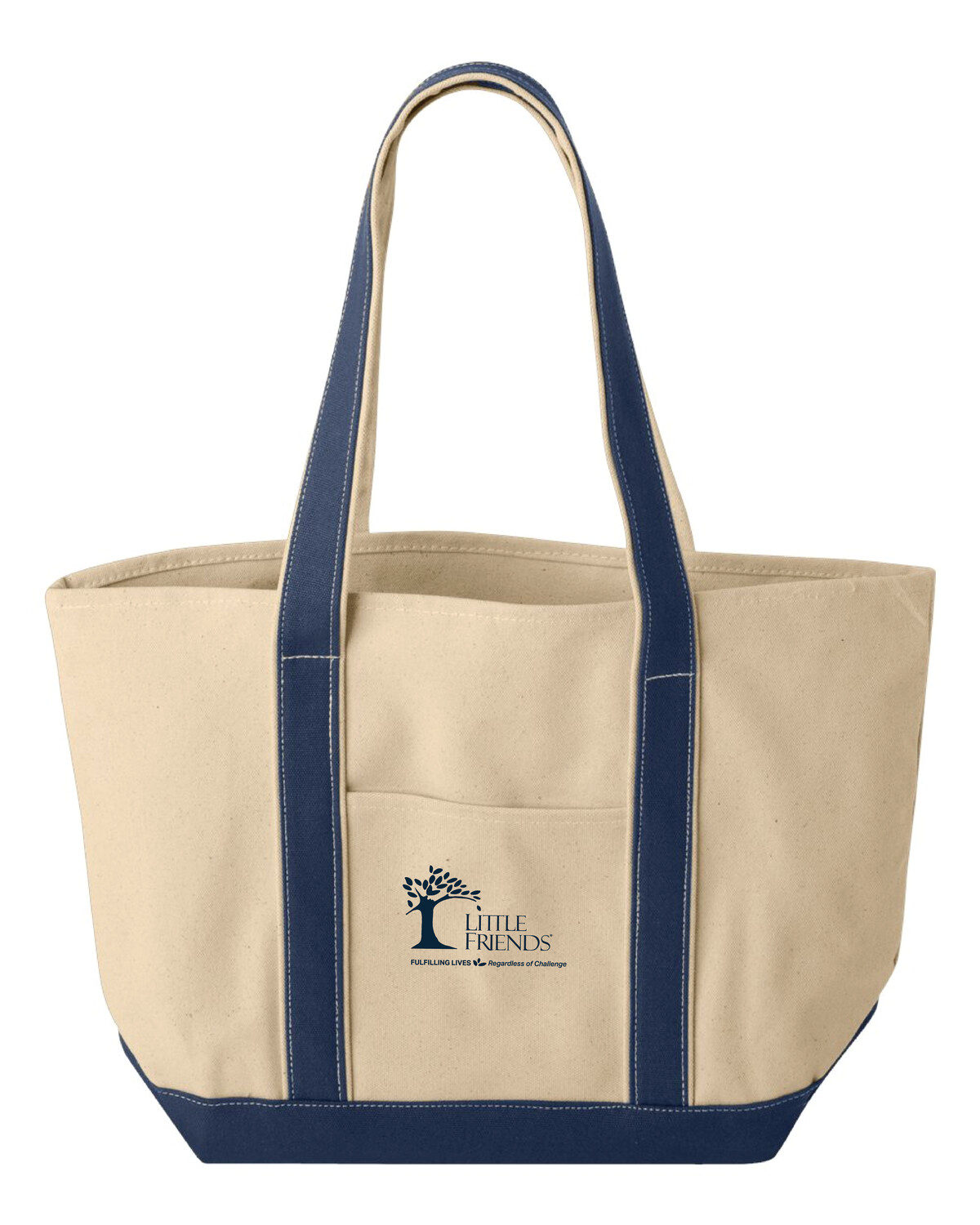 Liberty Bags - Large Boater Tote