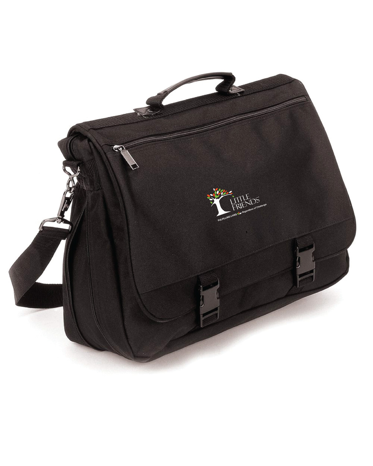 Liberty Bags - Corporate Raider Expandable Briefcase