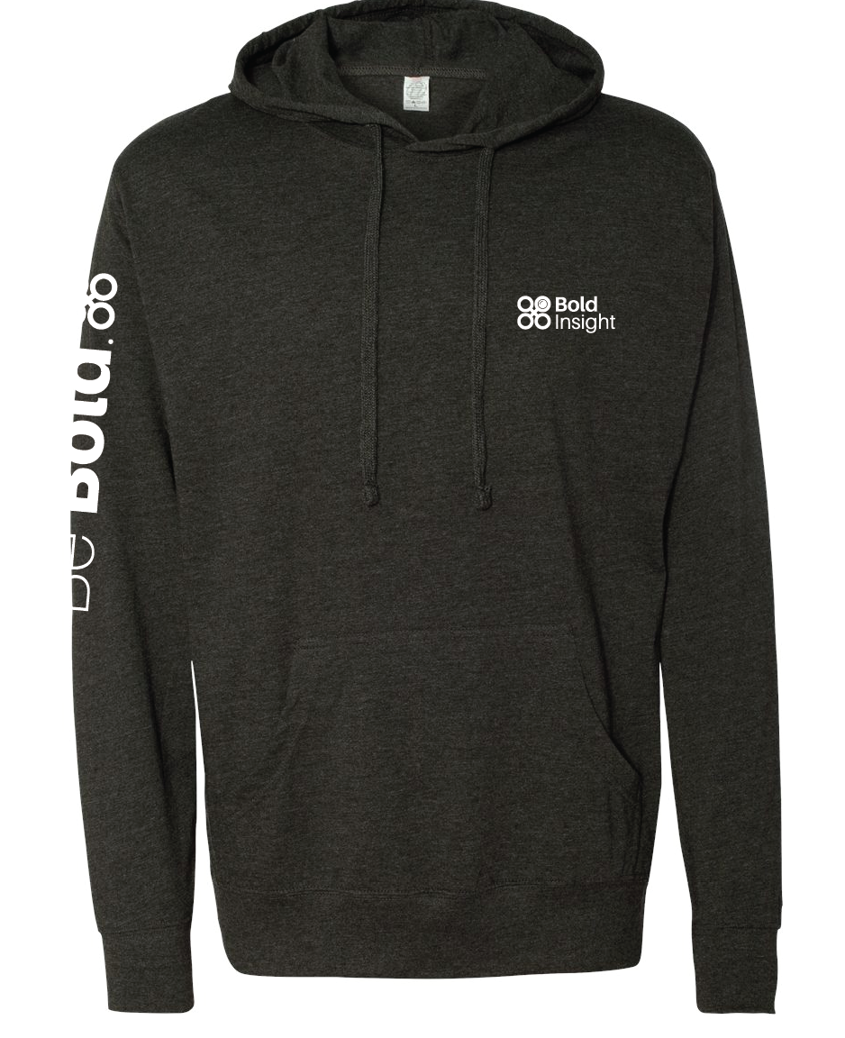 Independent Trading Co. - Lightweight Hooded Pullover T-Shirt