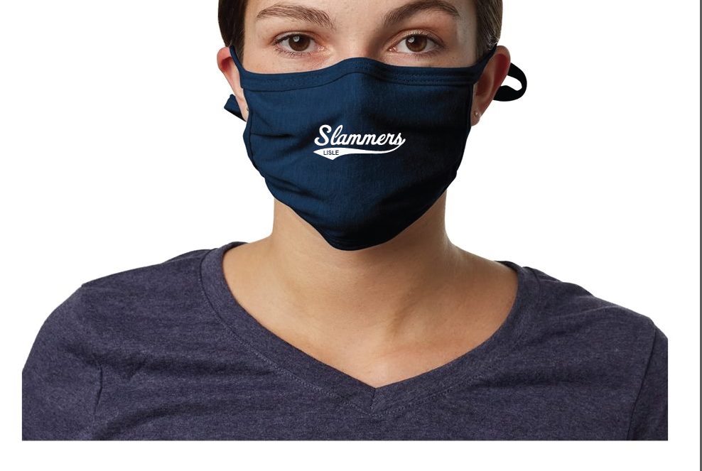 Hanes - X-Temp™ 2-Ply Adjustable Face Mask