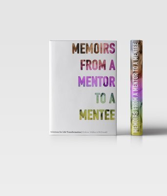 Memoirs From a Mentor to A Mentee - Official Signed copies by J.R. McDonald (2018)