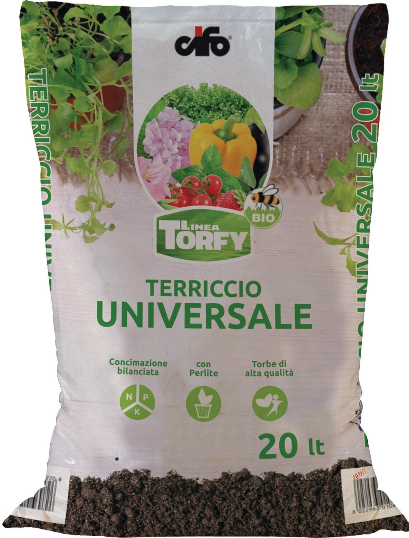 CIFO TERRICCIO UNIVERSALE TORFY 10 lT