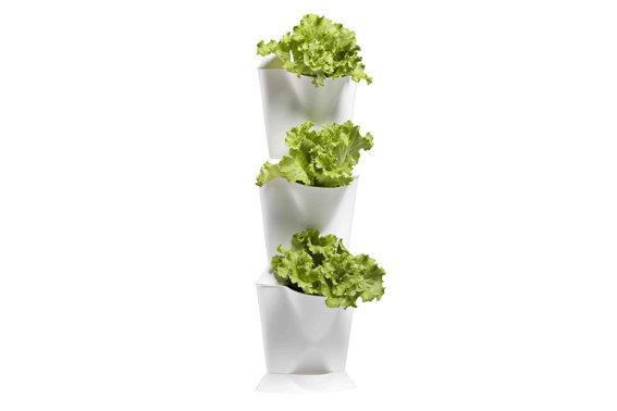 Minigarden Angolare Corner Orto modulare verticale per piante