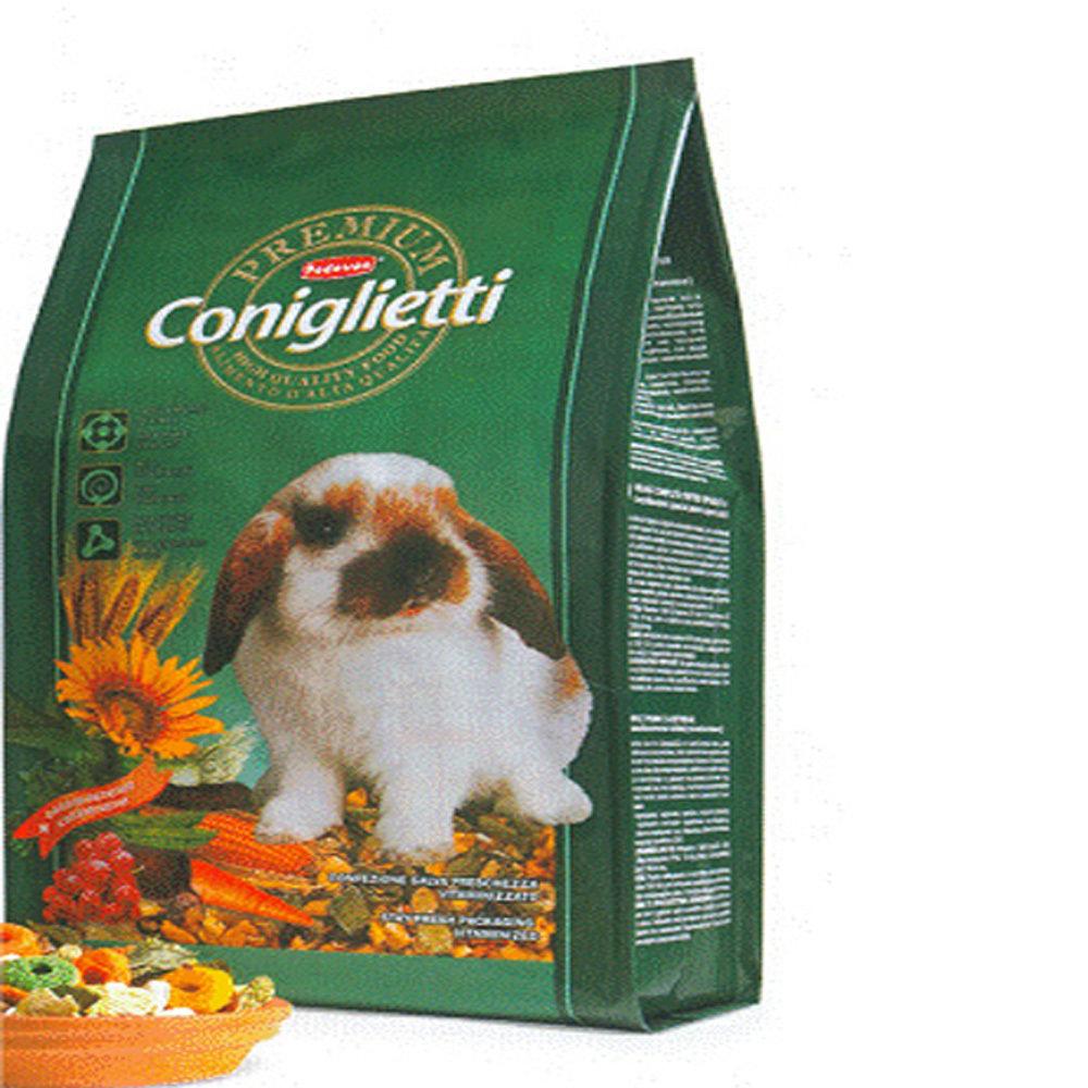Mangime per conigli Padovan PREMIUM CONIGLIETTI 18 kg