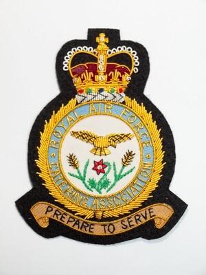 RAFCA Blazer Badge (New Crest) – Trade Group 19 (TG19)