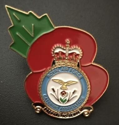 RAFCA Emblem Poppy (Remembrance Day)