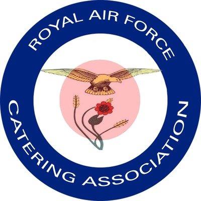 RAFCA rear window sticker