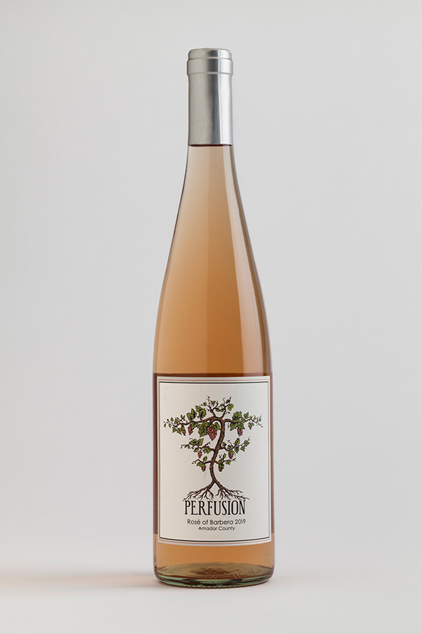 2019 Amador County Rosé of Barbera 00007